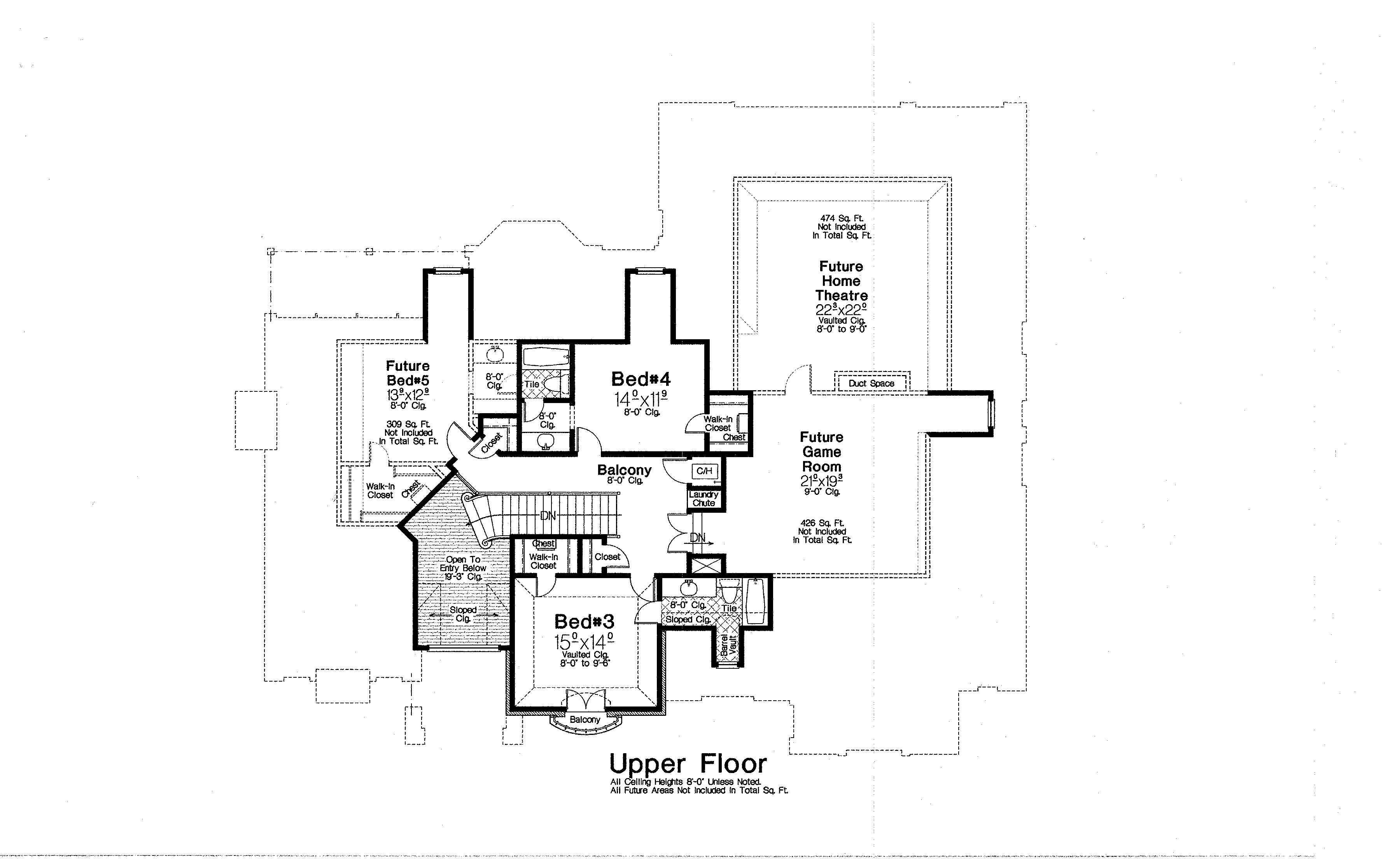 Fillmore Design Group House Plans House Design Ideas