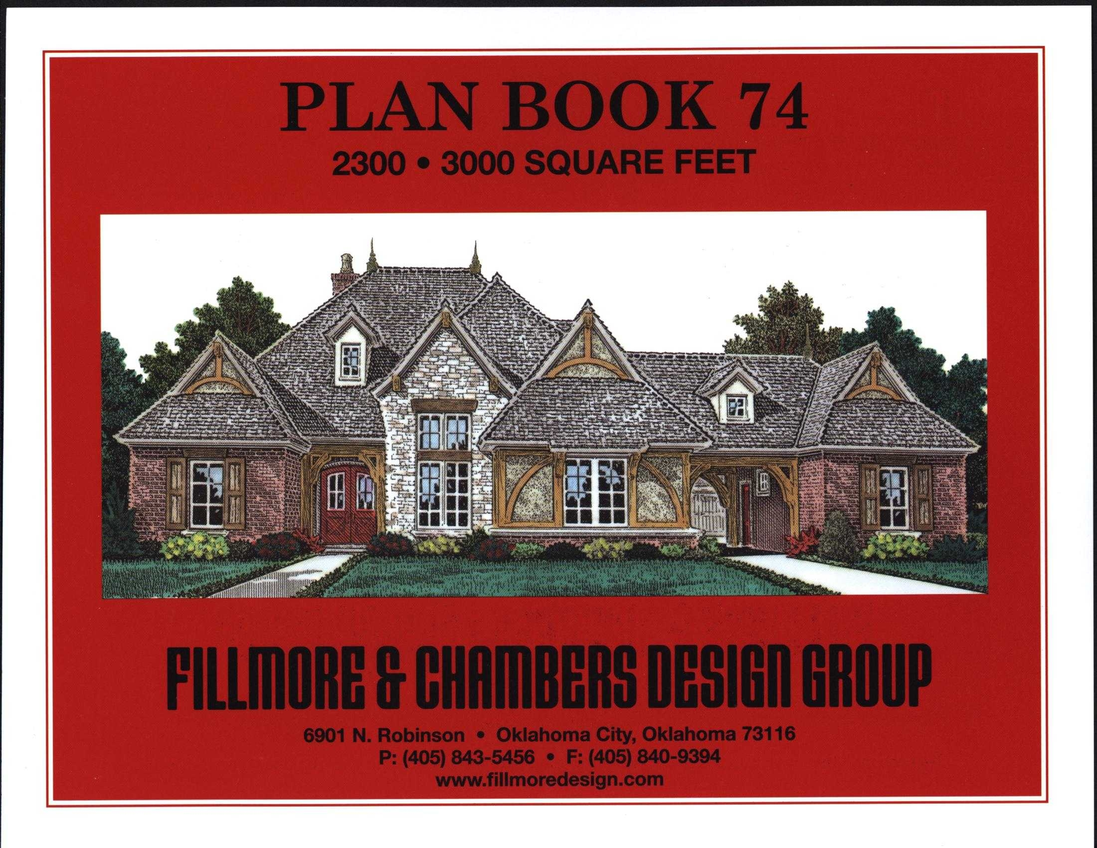 House plans by fillmore design group - House design book ...