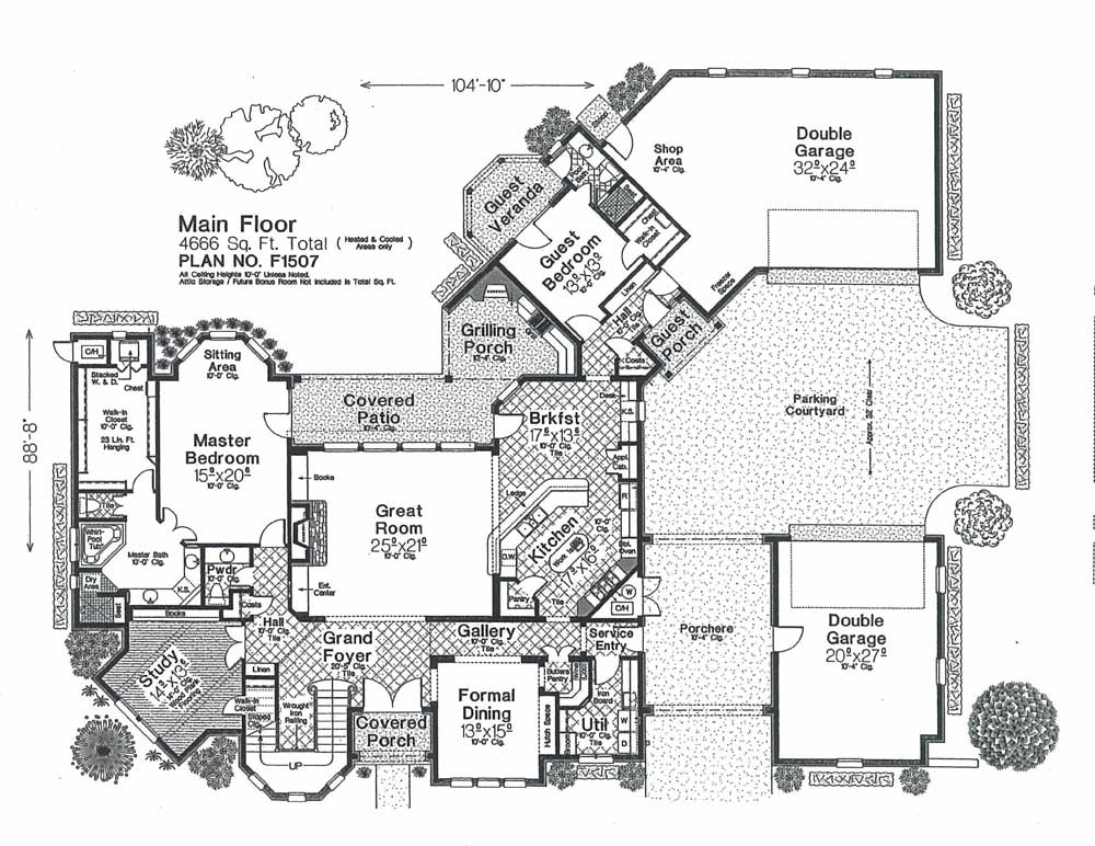 F1507 fillmore chambers design group Fillmore design floor plans
