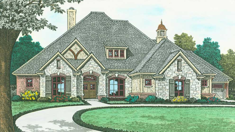 F1587 fillmore chambers design group for Fillmore home designs