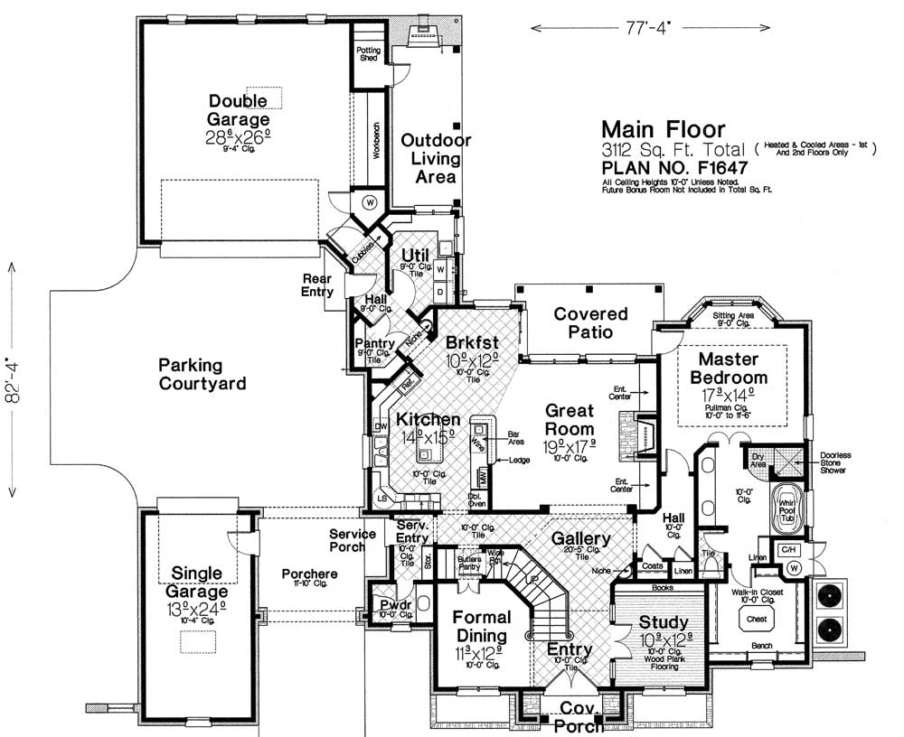 F1647 fillmore chambers design group Fillmore design floor plans