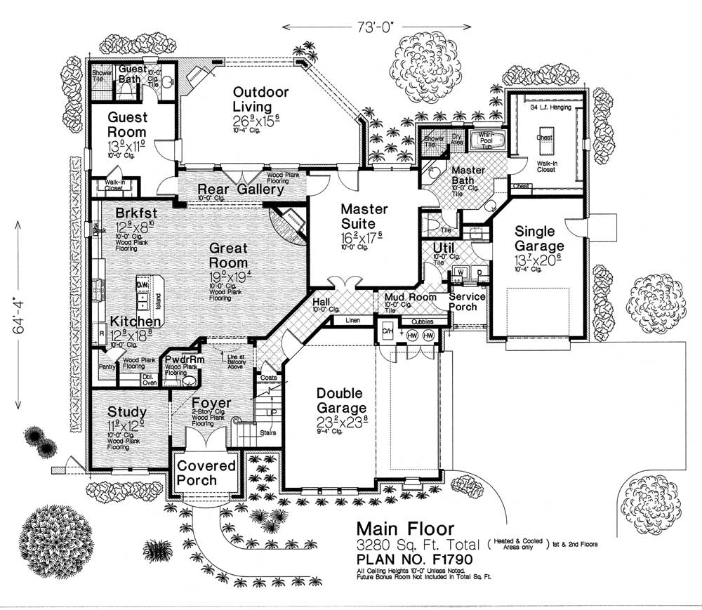 F1790 Fillmore Chambers Design Group: fillmore design floor plans
