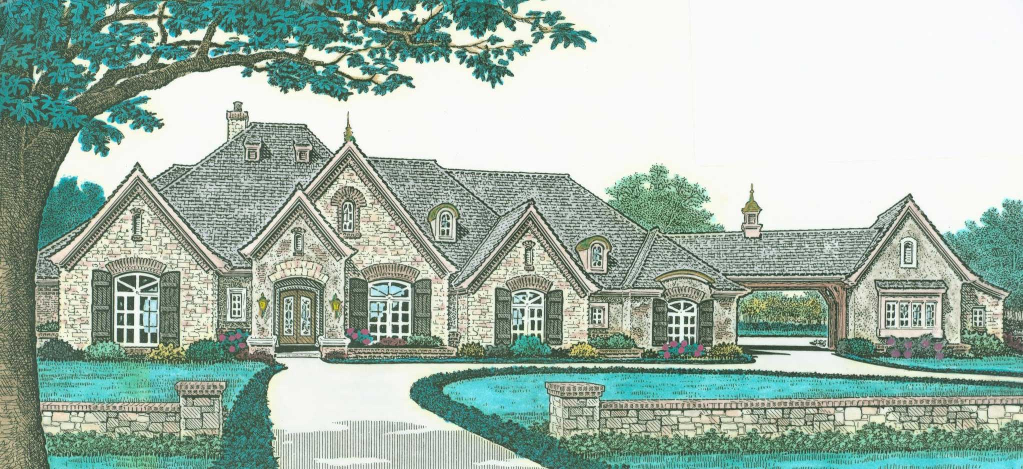House plans by fillmore design group for Local home design