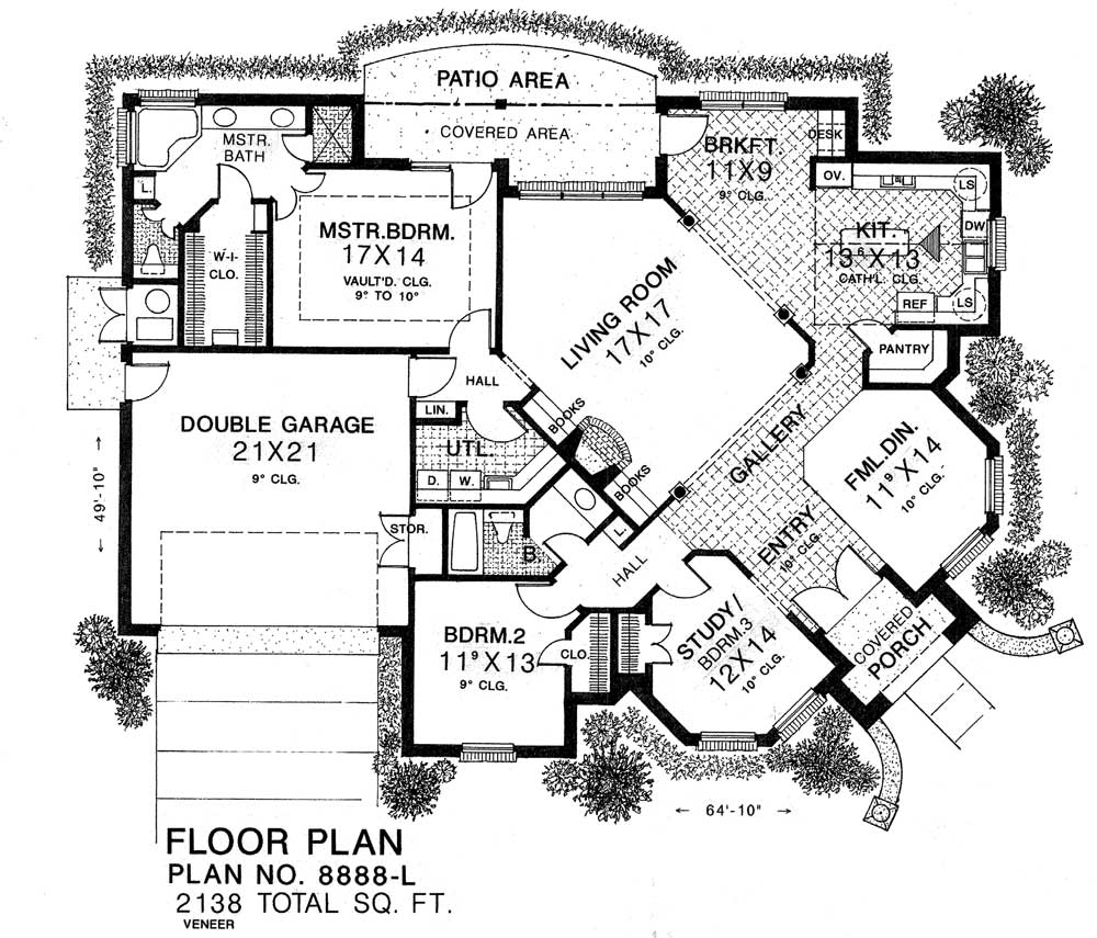 Fillmore Design Floor Plans Thefloors Co