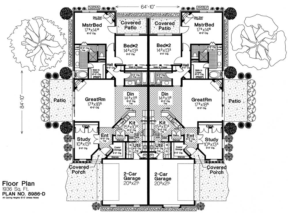 8986d fillmore chambers design group Fillmore design floor plans