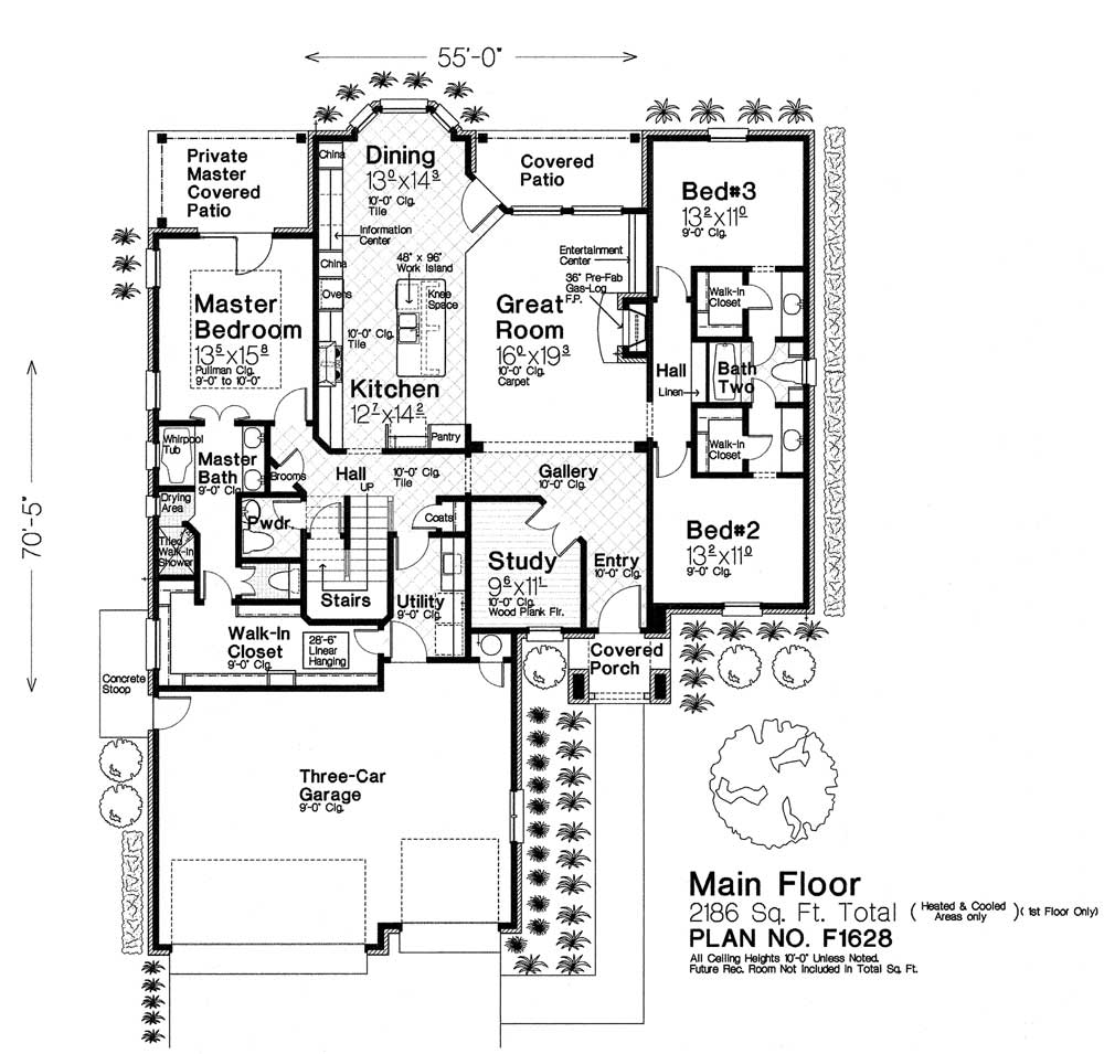 F1628 fillmore chambers design group Fillmore design floor plans