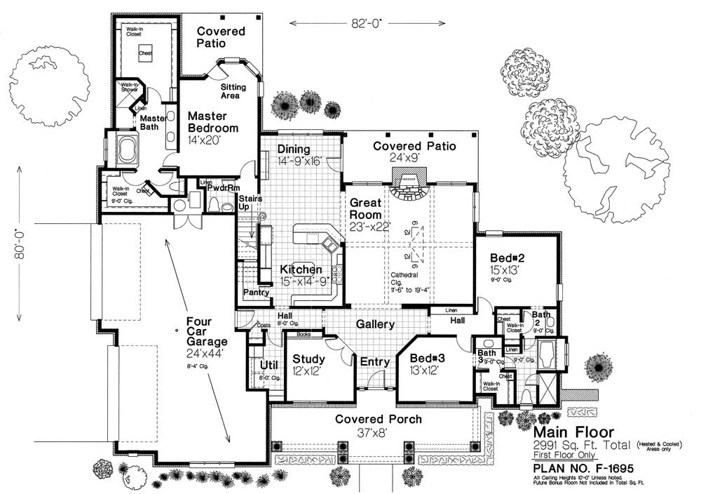 F1695 fillmore chambers design group Fillmore design floor plans