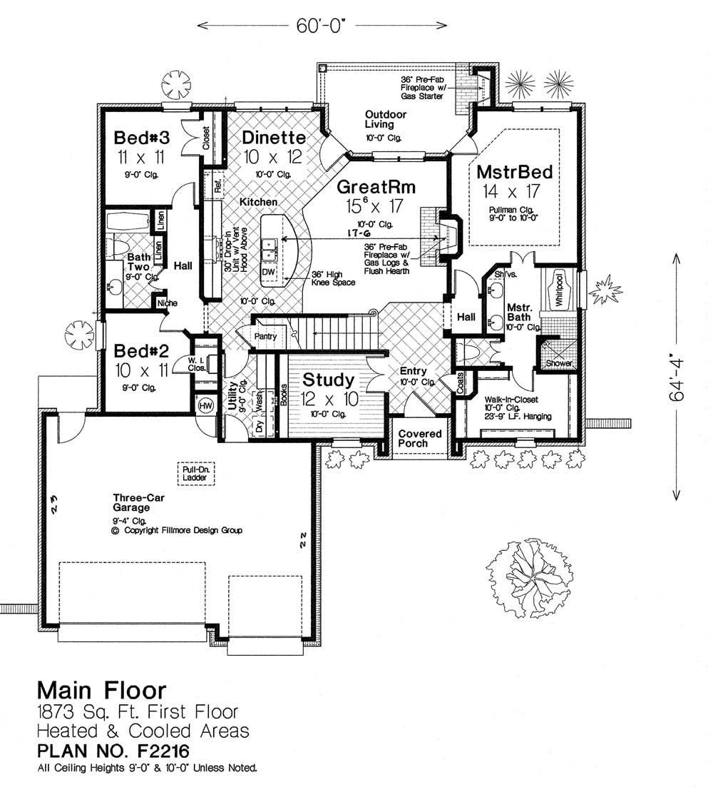 F2216 fillmore chambers design group Fillmore design floor plans