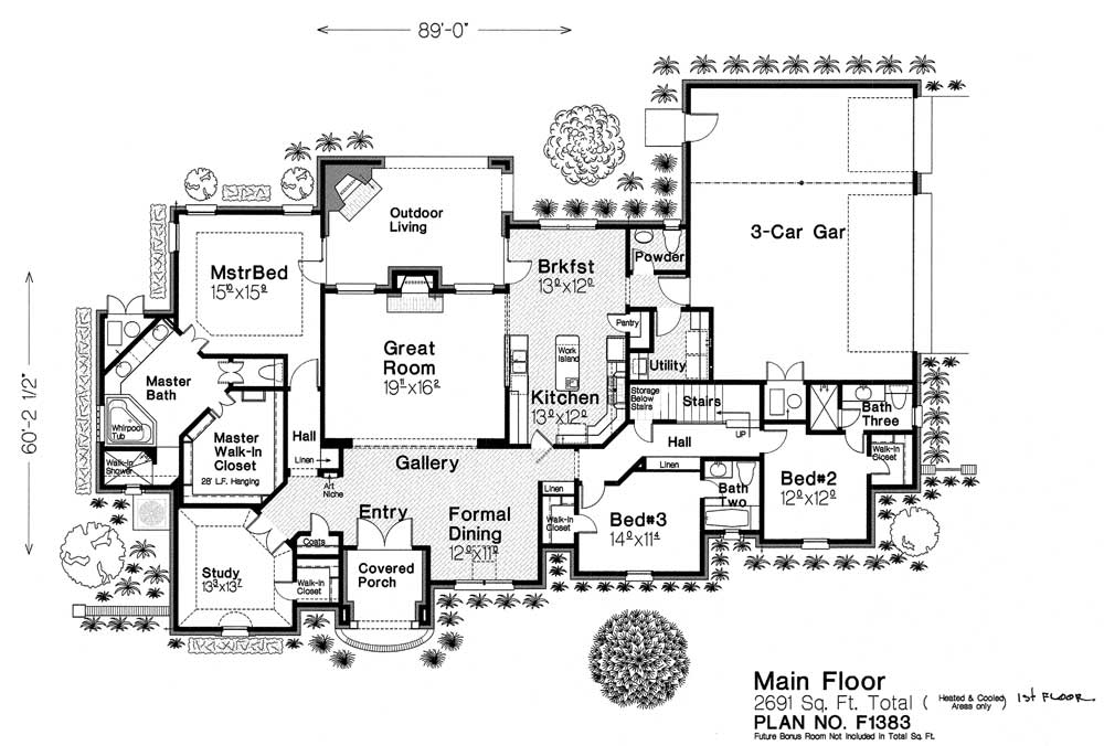 F1383 fillmore chambers design group Fillmore design floor plans