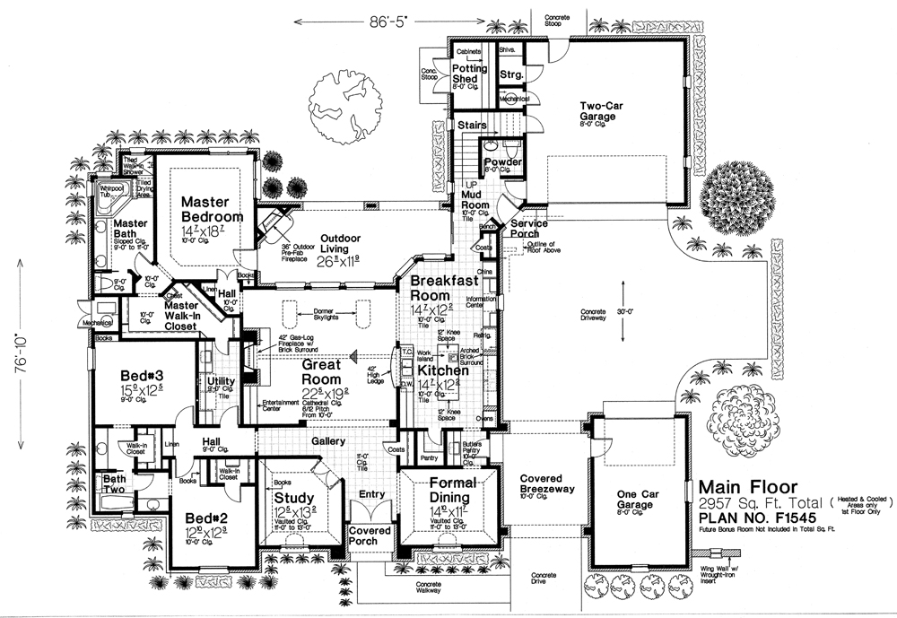 Fillmore Design Floor Plans Meze Blog