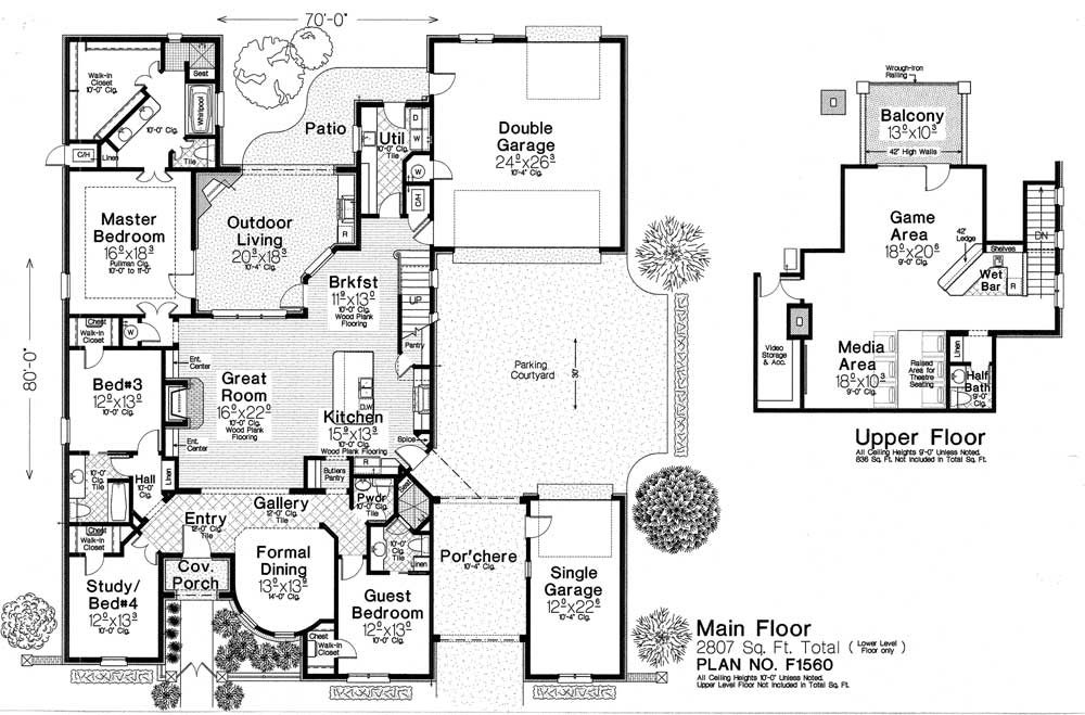 Fillmore Design Floor Plans Gurus Floor