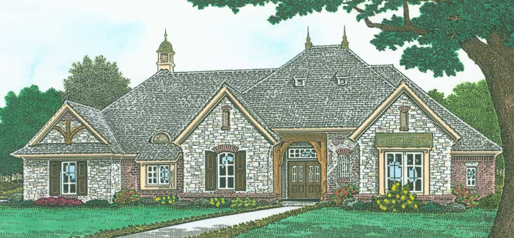 F2517 fillmore chambers design group for Fillmore house plans