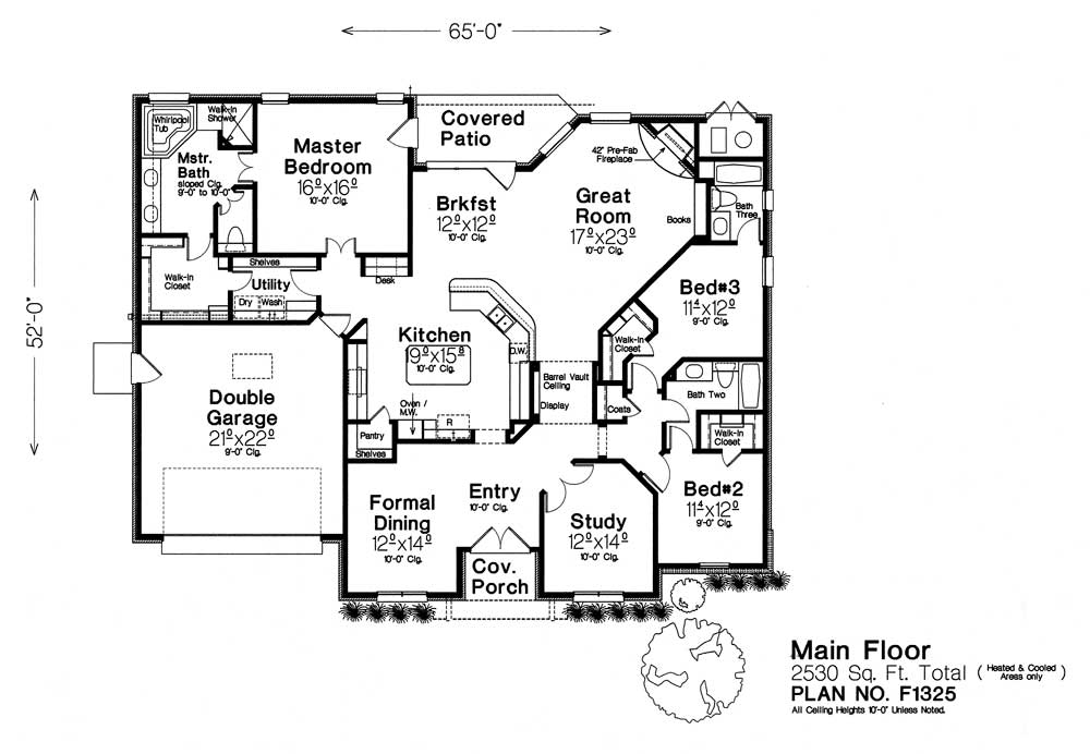 F1325 Fillmore Chambers Design Group: fillmore design floor plans
