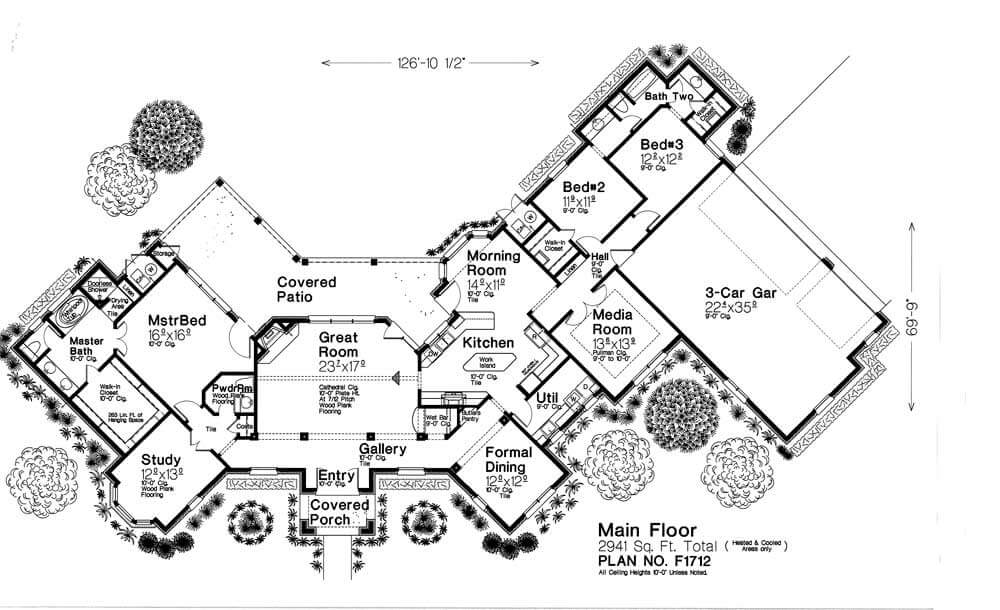 Fillmore Design Group F Plan