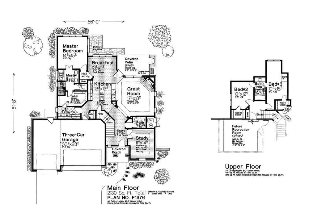 F1976 fillmore chambers design group for Fillmore design floor plans