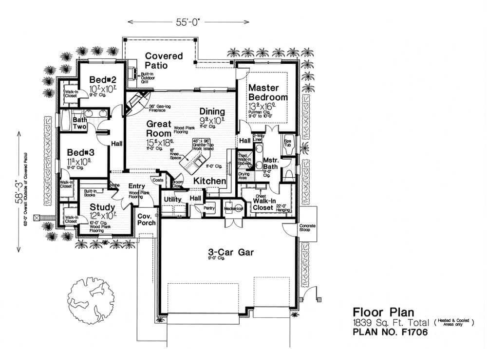 F1706 fillmore chambers design group Fillmore design floor plans