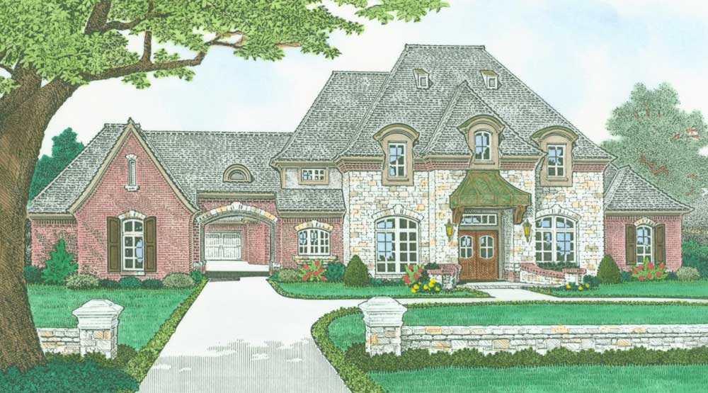 F2948 new plan fillmore chambers design group for Fillmore home designs