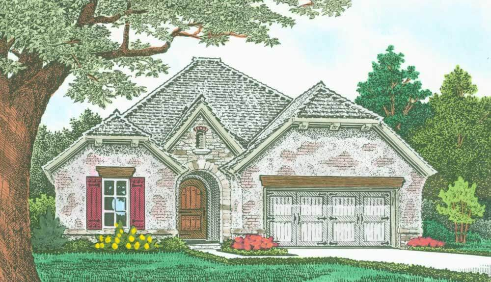 F2925 fillmore chambers design group for Fillmore house plans